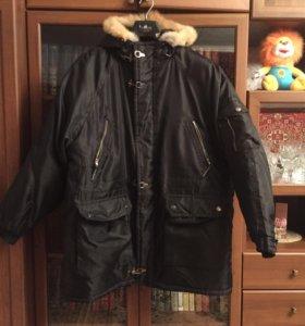 Куртка мужская зимняя р-р 54