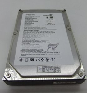 "Жёсткий диск HDD 3,5"" SATA 120Gb Seagate Barracuda"