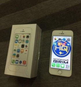 iPhone 5s 32gb c Touch ID u LTE
