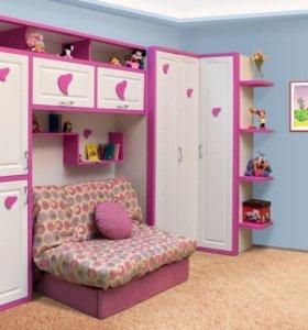 Детская мебель.Кровати