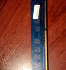 Оперативная память DDR 3 2 GB