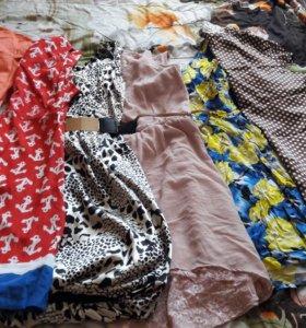 Пакет платьев 42-44
