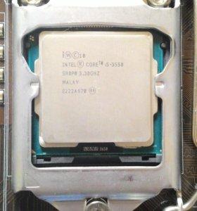 Процессор Intel i5-3550 LGA1155