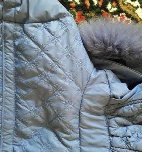 Куртка зимняя р. 46