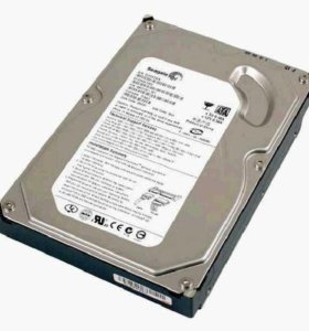 "Жёсткий диск HDD 3,5"" SATA 160Gb Seagate Barracuda"