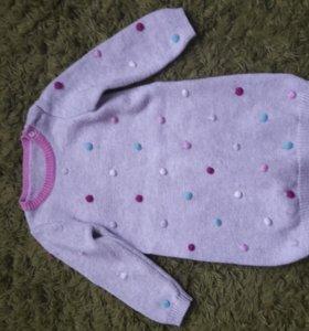 Mothercare.Теплое платье,свитер