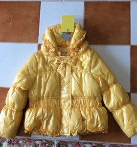 Куртка Итальянского бренда