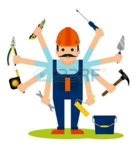 Мастер на час (мелкий ремонт по дому)