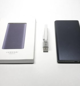Внешний аккумулятор Xiaomi 2 black