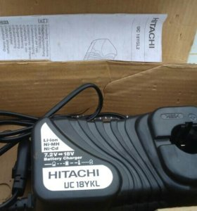 Зарядное устройство для Hitachi.