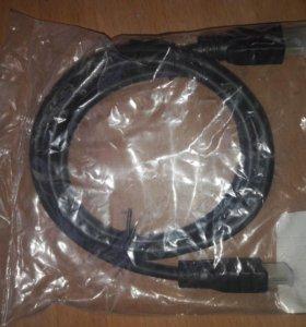 Hdmi кабель 1.5 метр новый