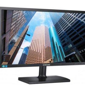 Samsung S22E200NY LCD черн. TN+film LED 16:9 200cd