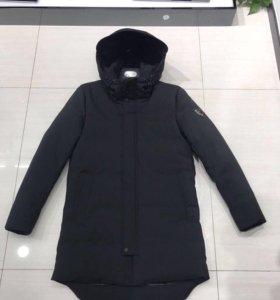 🔵 Куртка Зимняя Philipp Plein ( Цвет Синий )