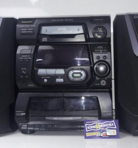 Музыкальный центр Panasonic SA-AK5