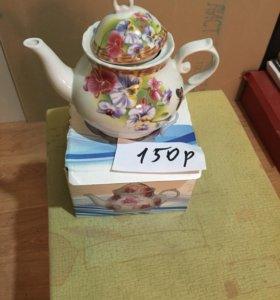 Посуда, чайник заварочный