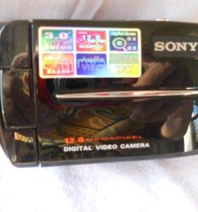 Новая цифровая кино-камера SONY