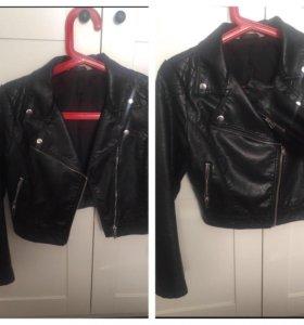 """Куртка """"косуха"""" 46 размер"""