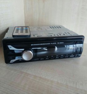 Автомагнитола RK6883 USB/MMC/AUX/bluetooth