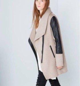 Тёплое пальто Bershka