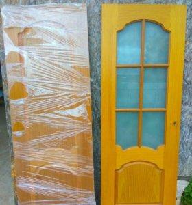 Двери межкомнатные в хорошем состоянии, качествные