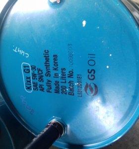 KIXX G1 5w30 SN/CF синтетика (на розлив)