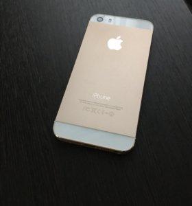 Продам задний корпус на Айфон 5s