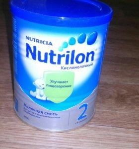 Детское питание нутрилон 2 кисломолочный