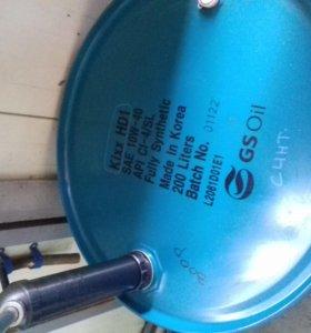 KIXX D1 10w40 CI-4/SL синтетика (на розлив)