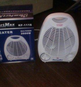 Обогреватель-тепловентилятор