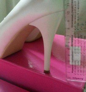 Свадебные туфли цвет айвори PRESTIZ