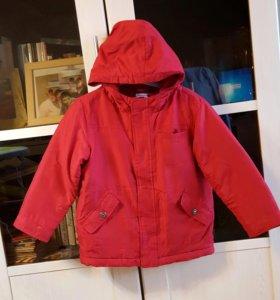 Куртка для мальчика gymboree р-р 5-6 лет