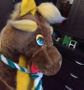 Лошадка, Большая мягкая игрушка