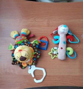 Развивающие игрушки .
