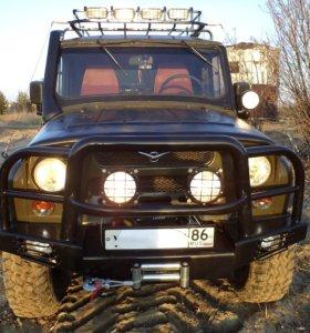 УАЗ - 469