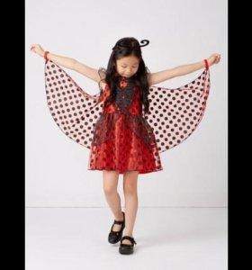 Карнавальный костюм для девочки Ladybird