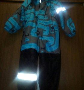Зимний комбенизон для мальчика Lassi