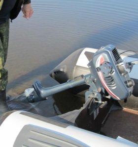 лодочный мотор ханкай 3.5 л.с.