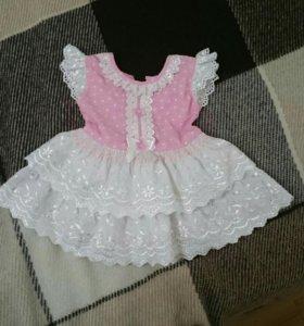 Платье, 68-74р