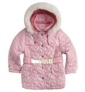 Комплект куртка и сапожки