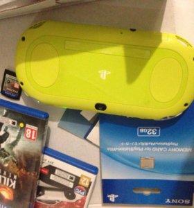 PlayStation Vita Slim 2000