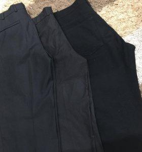 Джинсы брюки мужские