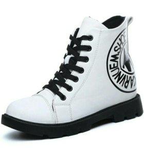 ботинки зимние новые 37р