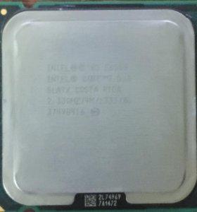 Процессор Intel Core 2 Duo E6550 б\у