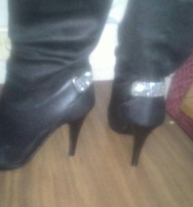Абсолютно новые ботинки