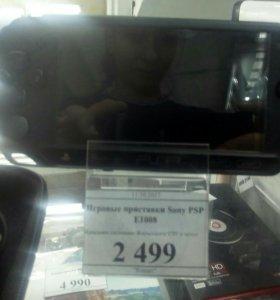 Игровая приставка Sony PSP E1008