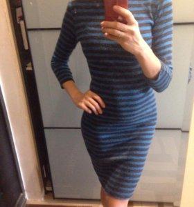 Платье бадлон