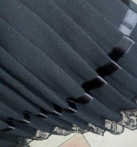 Юбка черная, 48~50