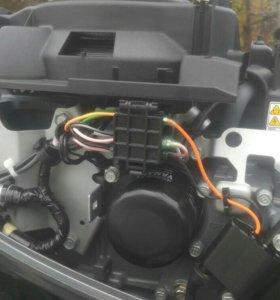 Мотор 15 л.с. 4-х т.