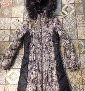Зимняя куртка для беременных р.50-52