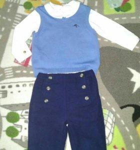 Одежда для мальчика Комплект mothercare 9-12m